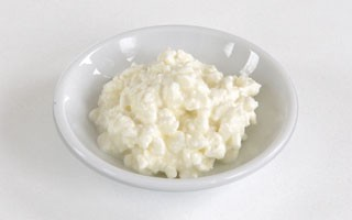 Huttenkase, Cottage cheese